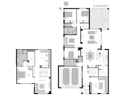 2 Storey Floor Plan Ellerston Floorplans Mcdonald Jones Homes