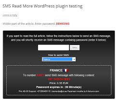 35 Websites To Send Text - sms read more by zerotech codecanyon
