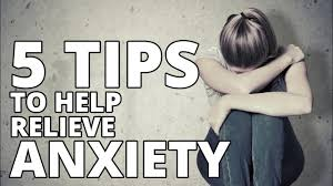 5 top tips on how to reduce anxiety mental health youtube