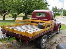 Old Ford Truck Beds - old parked cars 1948 ford f 1