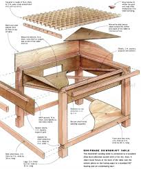 Downdraft Table Design  Interiors Design - Downdraft table design