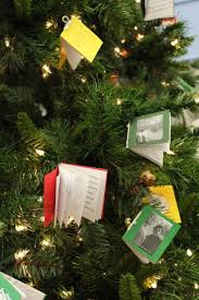 34 best book inspired christmas trees images on pinterest