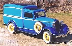 1934 dodge brothers truck for sale chrysler corp the dodge 1915 to 1949