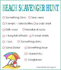 25 unique scavenger hunt ideas on scavenger