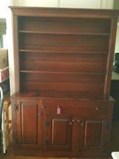 hutch antique cabinets u0026 cupboards 1950 now ebay