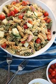 best salad recipes best pasta salad recipe