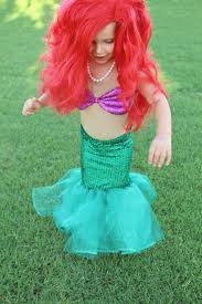 Mermaid Halloween Costume Kids Diy Mermaid Costume Tutorial Ii Bobbins