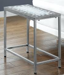 Habitat Side Table Side Table Round Hammered Aluminium Coffee Table Hammered