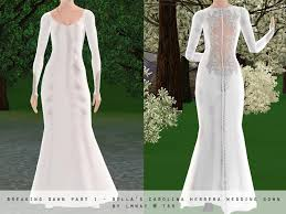 swan s wedding dress lmway s breaking part i swan s wedding gown