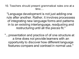 one rule education of english conversation ppt video online download