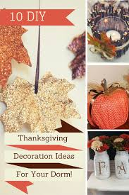 thanksgiving ribbon 10 diy thanksgiving decoration ideas for your dorm project inspired