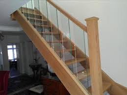 case study a new glass spindle u0026 oak staircase in guilford