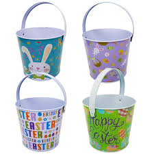 painted easter buckets the easter shop easter baskets clothing shoes jewelry