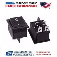 unbranded industrial rocker switches ebay
