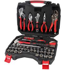 apollo 80 piece mechanics tool kit awesome mechanics tools