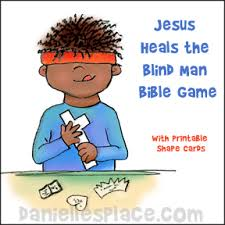 pdf sunday lesson craft blind bartimaeus 28 pages top