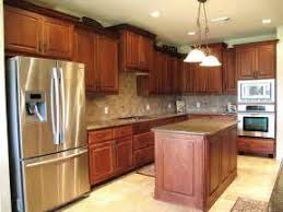 Maple Cognac Kitchen Cabinets Kitchen Maple Cognac Kitchen - Cognac kitchen cabinets