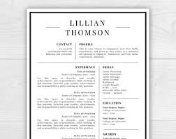 cool free resume templates for word resume icons resume design resume template word resume