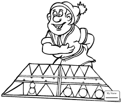 ball games activities games coloring pages for kids colorpages7 com