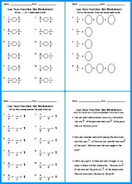printable fraction worksheets for grade 4 fractions lessons tes teach
