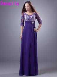 cheap modest bridesmaid dresses get cheap modest bridesmaid dresses with sleeves in purple
