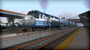 Commuter Rail by Train Simulator Miami Commuter Rail F40phl 2 Loco Add On Steam