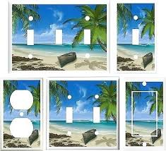 beach light switch covers beach light switch covers paulewell org
