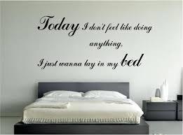 Bedroom Lyrics | bruno mars lazy music song lyrics wall art sticker quote decal