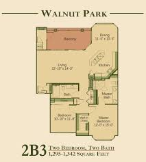 Two Bedroom Floor Plans Walnut Park Apartments Apartments In Austin Texas