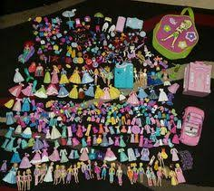bin polly pockets 10 times
