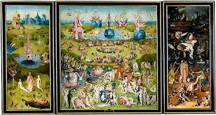 pictures of a garden the garden of earthly delights wikipedia