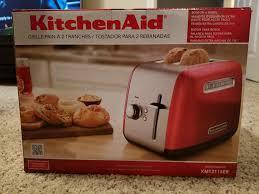 Red Kitchenaid Toasters Kitchen Kitchenaid 2 Slice Toaster U2013 Little Bit Of Everything