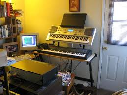 Keyboard Stand And Bench The Computer Pipe Organ