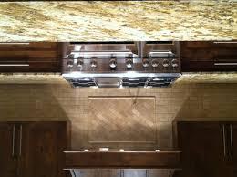 Kitchen Stone Backsplash Inspiring Natural Stone Tile Kitchen Backsplash With Grey Color