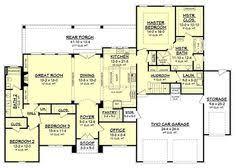 design house plan plan 100002shr spacious hill country ranch house plan ranch