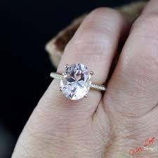 light pink engagement rings custom celebrity light pink white sapphire oval engagement