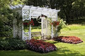 Plants For Pergolas by 41 Incredibly Beautiful Backyard Pergolas