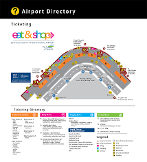 Sky Harbor Terminal Map Ad Ticketing 20161006 1250px Png
