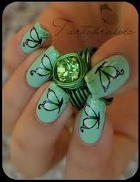butterfly nail art design nails pinterest butterfly nail