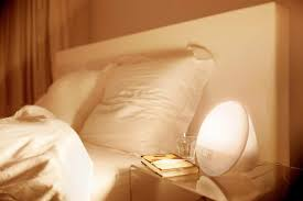 philips morning wake up light the philips wake up light is the best natural alarm clock