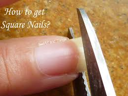 nailart and things tutorial easy square nails