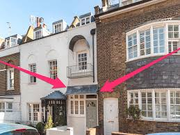 a 7 foot wide house in london is on sale for 1 25 million