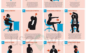 Computer Desk Stretches Desk Easy Hamstring Stretches Beautiful Exercise At Your Desk