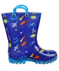 light up rain boots lilly boys light up rain boots sizes 5 10 ebay