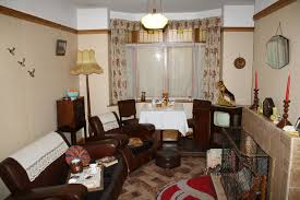 image result for 1960s working class homes interiors images uk