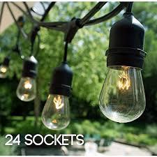 Patio String Lights by 80 Best Patio Lights Landscape U0026 Lighting Images On Pinterest