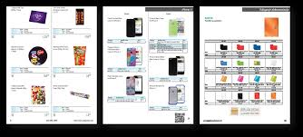 print catalog pages from your product data