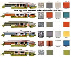28 best mid century modern colors images on pinterest color
