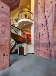 Best Home Climbing Wall Idea Images On Pinterest Rock - Home rock climbing wall design