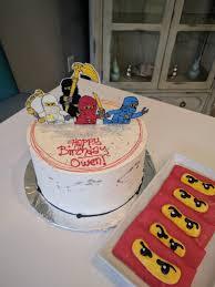 ninjago cake custom birthday cakes